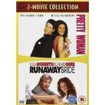 Pretty woman Filmer Pretty Woman/The Runaway Bride [DVD]